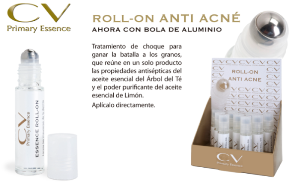Roll on anti acne tratamiento CV